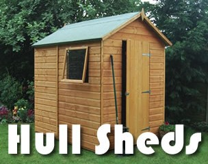 Hull sheds